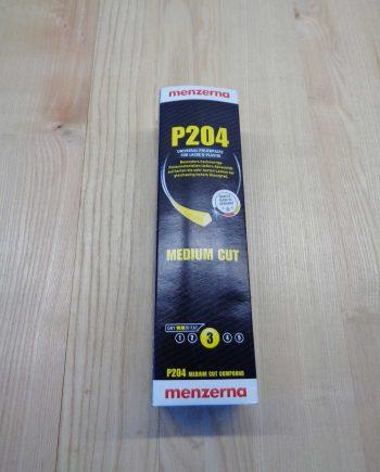 Menzerna P204 Medium Cut
