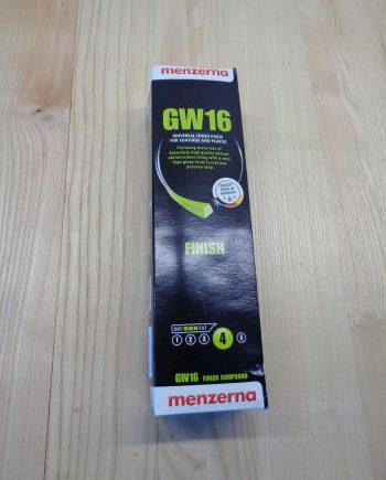 Menzerna Gw16 Finish