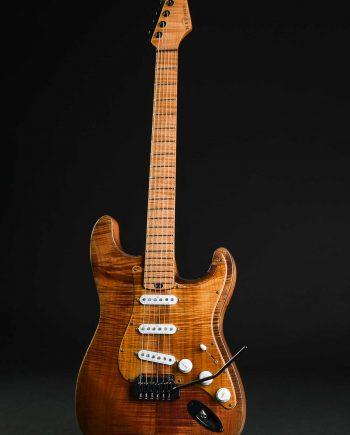 MAD Guitars La Strat Artisan Masterbuild Special