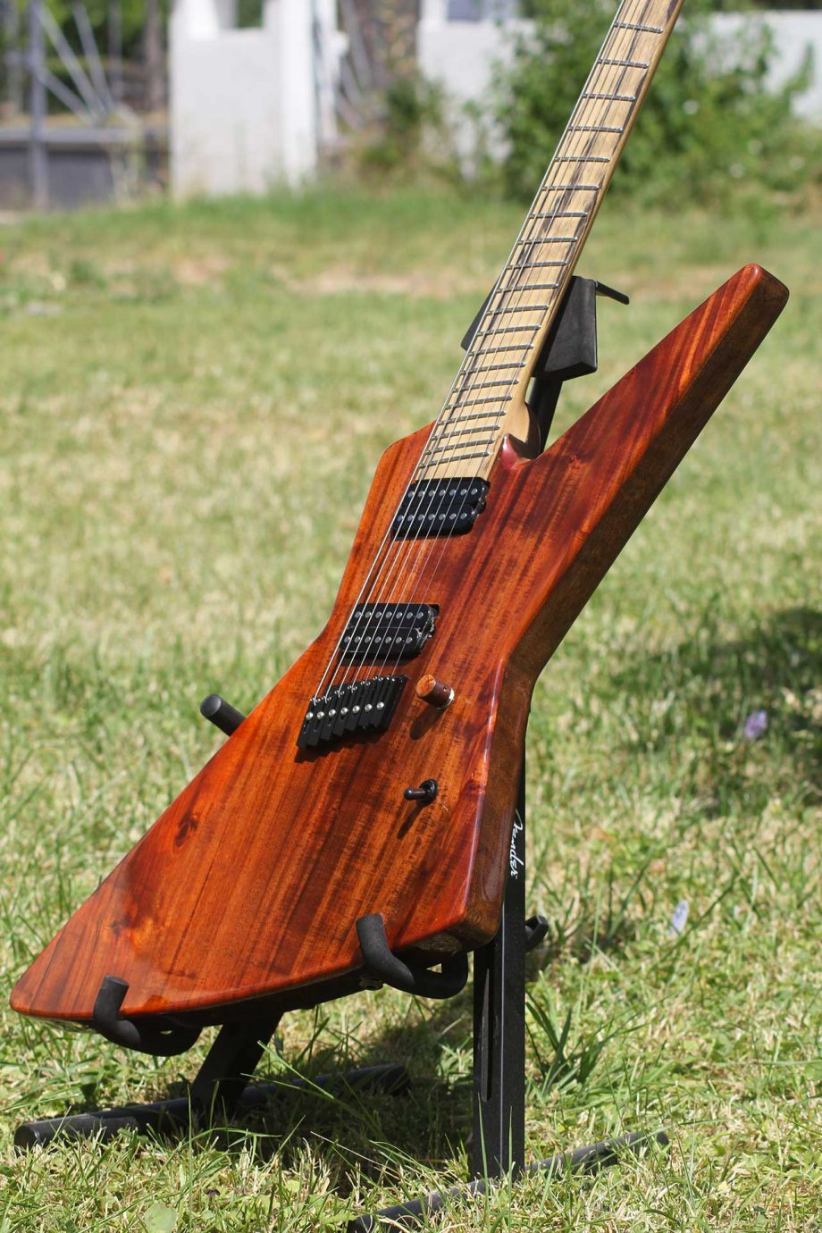 MAD Guitars Explorer