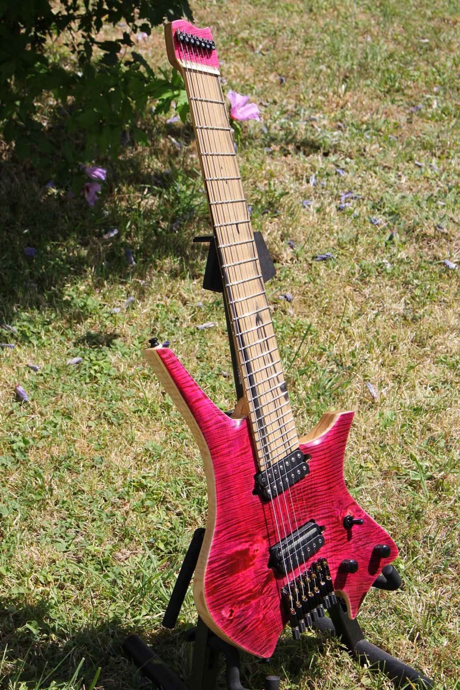 MAD Guitars No Mad 7 String Multi-Scale Fanned Fret