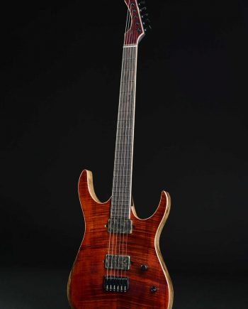 MAD Guitars Mad Machine 6 String Red Reserve